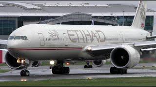 Plane Spotting at Dublin Airport   9th November 2019