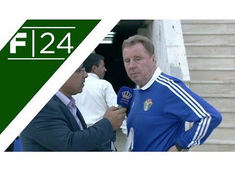 Harry Redknapp gives hilarious interview after win!
