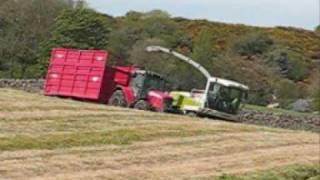 Six Tractors and another Jaguar II