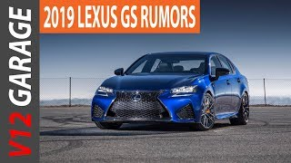 HOT NEWS !! 2019 Lexus GS Redesign, Specs And Release Date