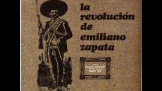 La Revolucion De Emiliano Zapata - At The Foot Of The Mountain