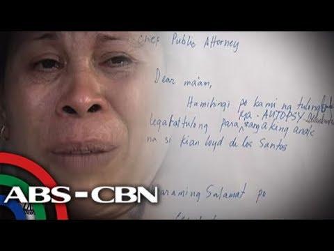 TV Patrol: Kian, binaril nang malapitan; murder planong ikaso sa mga pulis