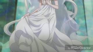 Сейлор мун Кристалл ( Пьяное солнце ) принц Алмаз и Усаги