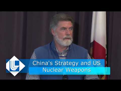 China's Strategy and US Nuclear Weapons