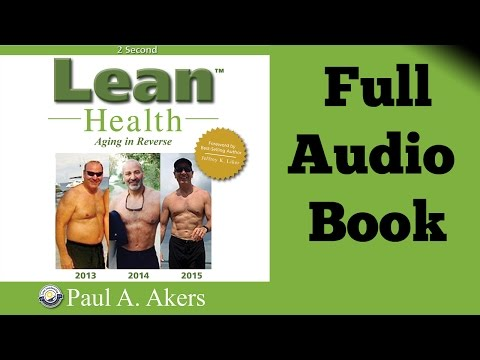 Lean Health - Audio Book by Paul A. Akers