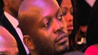 Remise de prix Africangels - Meilleur entrepreneur Africain de France