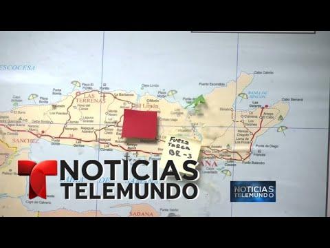 Irma llega a República Dominicana | Noticiero | Noticias Telemundo