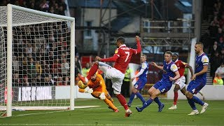 Highlights: Forest 2-0 Ipswich (01.12.18.)