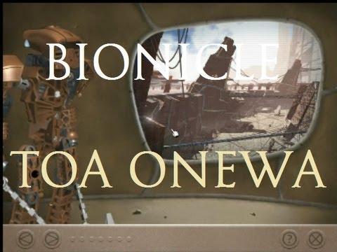 BIONICLE: Onewa CD Game