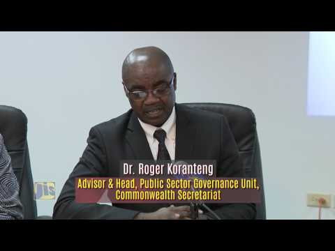 The Commonwealth Caribbean Association of Integrity Commissions & Anti Corruption Bodies Conference