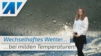 Westwetterlage bestimmt das Wetter! (Mod.: Adrienne Jeske)