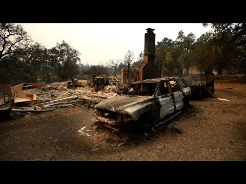 Trump approves major disaster declaration for California