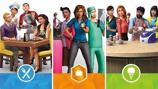 The Sims 4 Zestaw 2: oficjalny zwiastun dla Xbox i PS4