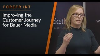 Case Study: Bauer Media - Improving The Customer Journey | Alex Edwards | RocketMill