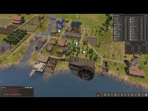 Banished | Harbor Construction Begins | Ep 9