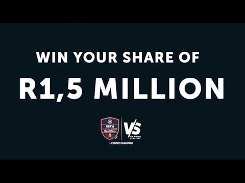 VS Gaming Festival - The largest licensed FIFA 18 tournament in Africa