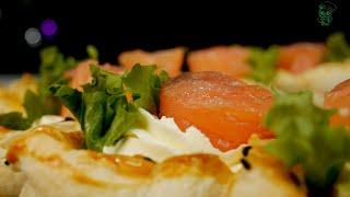 Шикарные рыбные закуски на любой вкус. 3 рецепта на Новый год 2021