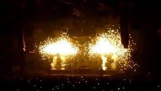 02. Rammstein - Wollt Ihr Das Bett In Flammen Sehen [Belgrade 28.04.2013]