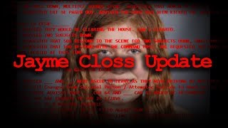 Jayme Closs Update and discussions and theories