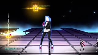 What Makes You Beautiful (Extreme Version - Just Dance 4) *5