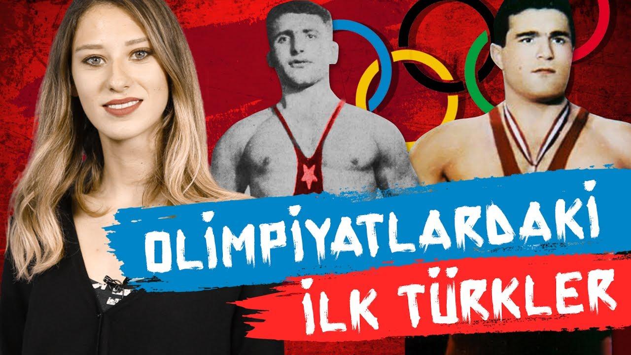 Türkiye'nin Olimpiyatlardaki İlk Madalyaları