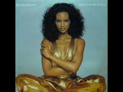 Beverly Johnson - Can't You Feel It