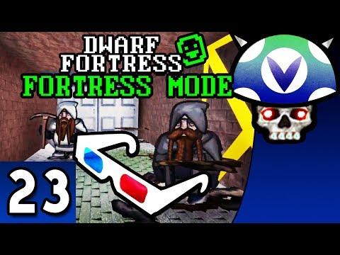 [Vinesauce] Joel - Dwarf Fortress ( Fortress Mode ) ( Part 23 )
