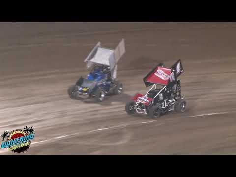 California Lightning Sprints at Ventura Raceway 10/27/18 Feature Highlights