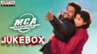 MCA Songs Jukebox | MCA Movie Songs | Nani, Sai Pallavi | DSP | Dil Raju | Sriram Venu