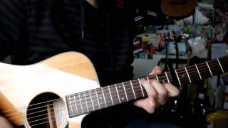 Milow - You and me (in my pocket) - guitar cover