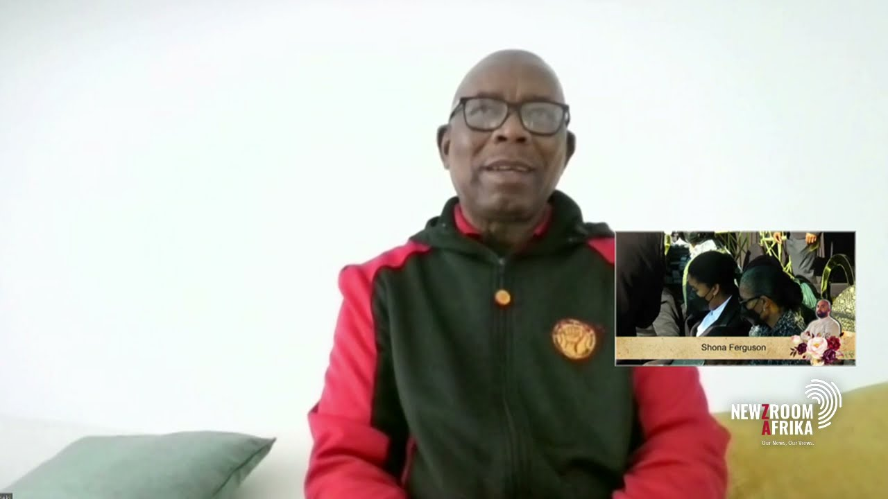 Bheki Ntshalintshali on the outcomes of the COSATU Special meeting