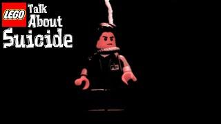 LEGO Разговор о Суициде | LEGO Talk About Suicide социальный мультфильм стопмоушен анимация
