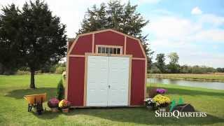 Shed Storage Building Construction Wood Panelized Kit Backyard Structure Diy The Shedquarters
