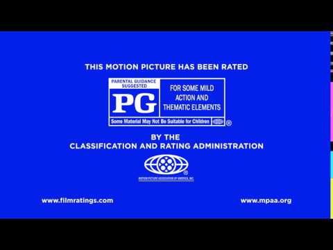 MPAA Rated PG (2013) (1080p HD)