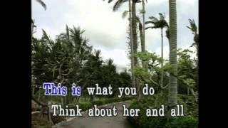 You Make Me Wanna (Karaoke) - Style of Usher