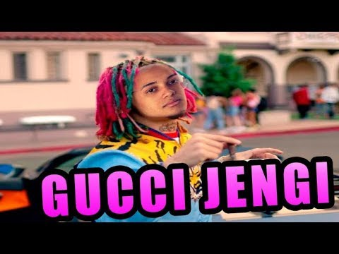 Lil Pump - Gucci Gang SUOMEKSI!!