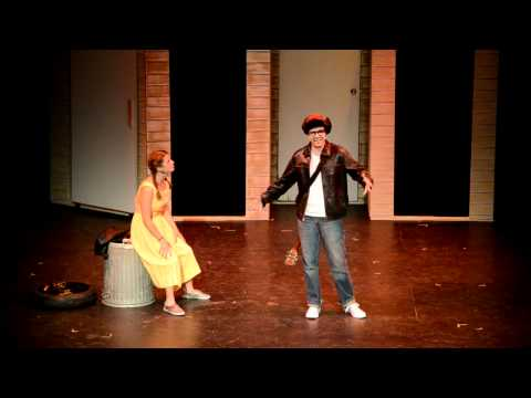 All Shook Up - Love Me Tender - Pauper Players