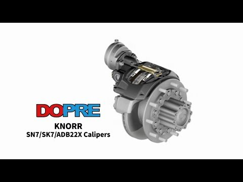 Knorr SN7/SK7/ADB22X Caliper Working Principle