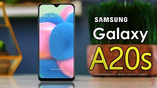 Samsung Galaxy A20s Price, Official Look, Specifications, Camera, Features and Sales Details
