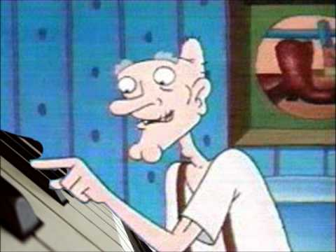 Haunted Train episode - Hey Arnold Wiki
