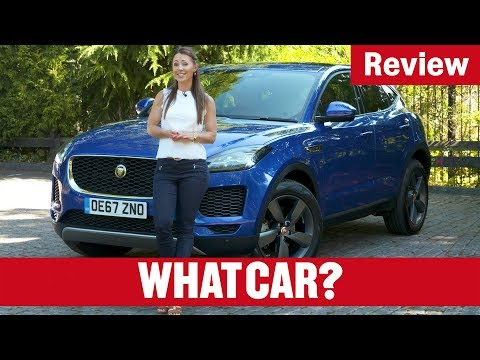 2019 Jaguar E-Pace review – Has the Volvo XC40 been beaten? | What Car?