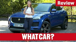 2018 Jaguar E-Pace review – Has the Volvo XC40 been beaten? | What Car?