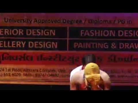 Fashion Designing Institute In Surat Abhivyakti Show Uid Youtube