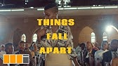 Kofi Kinaata - Things Fall Apart (Official Video)