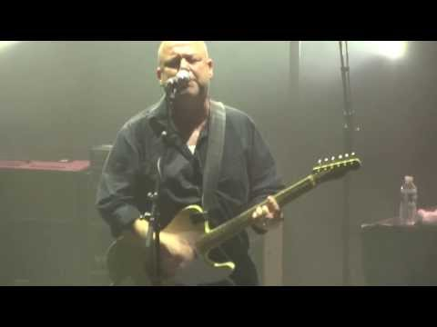 Pixies - No. 13 Baby / Broken Face / Crackity Jones (HD) Live in Paris 2013
