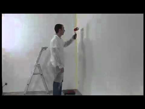 bien pr parer son rouleau avant de peindre doovi. Black Bedroom Furniture Sets. Home Design Ideas