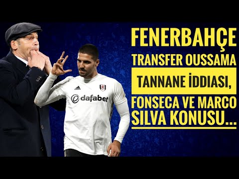 Fenerbahçe Transfer Oussama Tannane İddiası,Mitrovic teklifi, Paulo Fonseca İşi