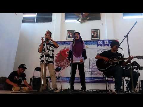 Punokawan Gugat Blues (Acara Oi Serang, 2412'17 Radio Serang Gawe FM) - Cep Ocim