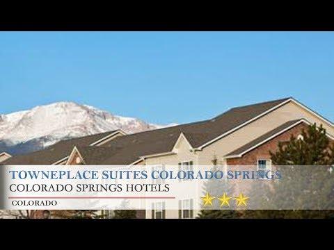 TownePlace Suites Colorado Springs - Colorado Springs Hotels, Colorado