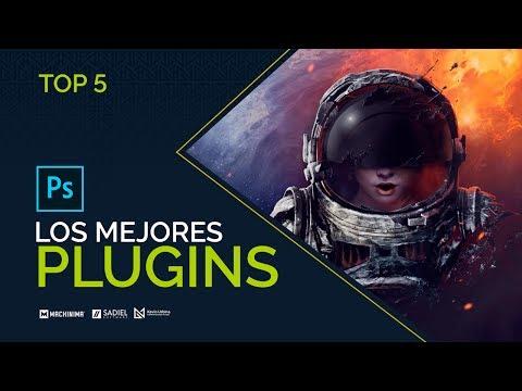 TOP 5: Los Mejores Plugings O Extensiones Para Adobe Photoshop
